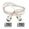 Belkin - Display cable - HD-15 (M) - HD-15 (M) - 25 ft -- F2N028X25