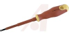 Slotted Screwdriver; Insulated; 5/32 x 4 in, rated for 1000VAC live use -- 70176490 - Image