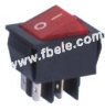 Double-poles Rocker Switch -- IRS-201-2A ON-OFF - Image
