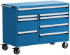 Heavy-Duty Mobile Cabinet (Multi-Drawers) -- R5GKE-3827 -Image