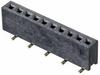10 Pos. Female SIL Vertical SMT Conn. (T+R) -- M50-3141045R - Image