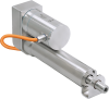 Hygienic Stainless Steel Linear Actuators
