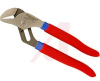 7 IN. TONGUE AND GROOVE PLIERS, STRAIGHT JAWS, CUSHION GRIP, CARDED -- 70222927