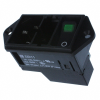 Power Entry Connectors - Inlets, Outlets, Modules -- 486-1286-ND -Image