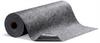 PIG Grippy Floor Mat Gray Adhesive Backing; Poly-Backed, Mediumweight, (1) 36