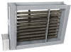 Commercial Flanged Duct Heater -- RDFF Air Duct Heaters - Image