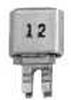 CAPACITOR RF/MICROWAVE, 120PF, 500V -- 81K2592