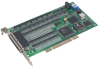 128-ch Isolated Digital I/O Universal PCI Card -- PCI-1758 - Image