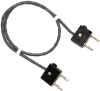 Stacking Double Banana Plug , Twisted Pair Test Cable -- 3056 -Image
