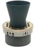 LC Modular Polished Nickel Bronze Funnel -- LC-FN -Image