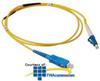 ICC Singlemode Simplex LC-SC Fiber Optic Jumper -- ICFOJ2M401