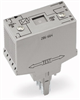 Current flow monitoring module; AC current flow monitoring module; 1 A ... 10 A; adjustable; relay with 1 changeover contact (1u) -- 286-664 - Image