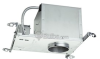 """4"""" Incandescent New Construction Recessed Housing -- P831-AT"""