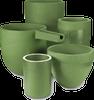 ISO-Alustar Premium Quality Crucible