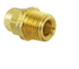 Air Hose Fitting Couplers MCB Male Pipe Rigid -- MCB-8X6-4