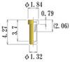 Small Size Socket Pin -- JS0020-GG-JV11 -Image