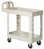 Beige Utility Cart -- MTL125
