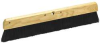 Concrete Broom,24x7/8 x2-1/2 In,Wood/Syn -- 22P297