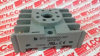 RELAY SOCKET; SOCKET MOUNTING:DIN RAIL; CURRENT RATING:10A; SOCKET TERMINALS:SCREW; NO. OF PINS:8; LEADED PROCESS COMPATIBLE:NO; PEAK REFLOW COMPATIBL -- 9795