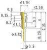 Small Size Socket Pin -- J0010-GG-ST -Image