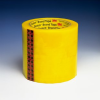 Scotch® Label Protection Tape 823 Yellow High Visibility, 96 mm x 66 m, 18 per case Bulk -- 823