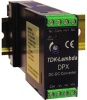 Single, Dual & Triple Output 40W to 60W DIN Mount DC-DC Converter -- DPX - Image