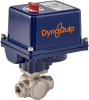 Electrically Actuated Stainless Steel Ball Valve -- EYSA Series -Image