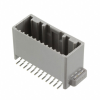 Rectangular Connectors - Headers, Male Pins -- H122655-ND -Image
