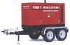 Baldor Generators - Industrial Towable -- INDUSTRIAL TOWABLE STANDBY