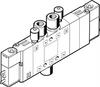 CPE10-M1BH-5/3BS-QS4-B Solenoid valve -- 533152-Image