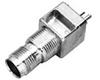 RF Coaxial Board Mount Connector -- 227820-1 -Image