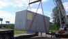 Total Energy Recovery Up to 30,000 cfm -- AHR-3000-RT-HW-SP