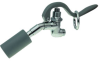 KITCHEN EQUIPMENT, T AND S PRE-RINSE UNITS, T AND S LOW FLOW 35° ANGLE SPRAY VALVE -- 65-TS-B0107-C35