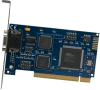 PCI 1-Port RS-422, RS-485 Serial Interface with Opto-22 Optomux DB-9F Compatible Connector -- 7105-DB9