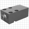 Block Cylinders w/Locking Support Plunger - Image