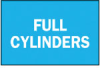 Brady Chemical and Hazardous Materials Signs: Full Cylinders -- sf-19-016-648