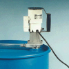 Polypropylene Air Magnetic Drive Pump: GM Series: Size-28 inches: 5-1/4 lbs. -- 92012