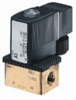 453045Y - Cole-Parmer 2-Way Solenoid Valve, Steam; Brass, 1/2