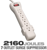 Tripp Lite SUPER7 Protect It! Surge Suppressor - 7 Outlet, 5 -- SUPER7