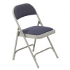188 Series Fabric-Upholstered Folding Chair -- 188FoldingChair