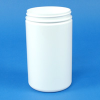 White PET Jars Only -- 66629