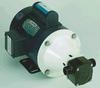 Jabsco New Generation Close Coupled Self-Priming Industrial Epoxy Plastic Pumps -- 98061