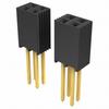 Rectangular Connectors - Headers, Receptacles, Female Sockets -- SAM10008-ND -Image