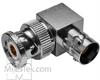 10-06909 MilesTek TRB Right-angle Adapter 3-Slot Male Plug to 3-Lug Female Jack -- 10-06909 - Image
