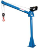 Power Lift Jib Cranes -- WTJ-20-4-AC