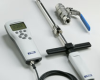 Hand-Held Moisture and Temperature Meter for Spot-Checking in Oil -- MM70 - Image