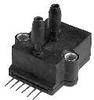 SCX Series, Differential, Gage; 0 psi to 15 psi Operating Pressure, Temperature Compensated, Straight Port -- SCX15DNC