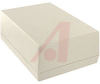 Box; ABS Plastic; Textured; Sheet Metal; Gray; 0.716 in. -- 70148267