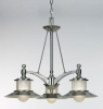 NA5103BN Mid. Chandeliers-Glass Down -- 748369