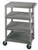 4 Shelf Banquet Cart -- 11452